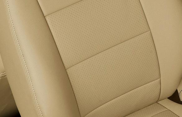 BENZ C W205/S205/C205/A205 (2014/07~) | シートカバー【オートウェア】ベンツ C クラス W205 セダン シートカバー モダン カラー:ニューベージュ 運座長調整機能付