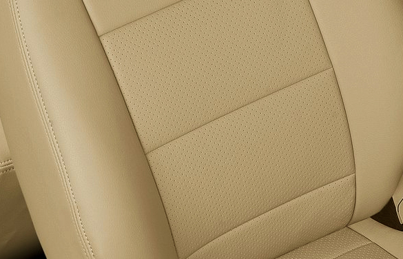 BENZ Cクラス ステーションワゴン W205 | シートカバー【オートウェア】ベンツ C クラス W205 ワゴン シートカバー モダン カラー:赤色 運座長調整機能付