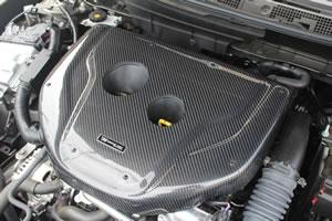 BM アクセラ | エンジンヘッドカバー【ガレージベリー】アクセラ スポーツ BM 後期 エンジンフードカバー 1.5L ディーゼル用