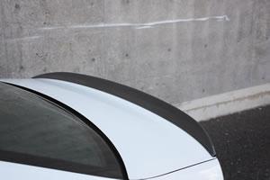 アウディ A3 8V | トランクスポイラー / リアリップスポイラー【ガレージベリー】AUDI A3セダン 8V トランクスポイラー FRP製