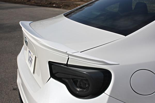 BRZ | トランクスポイラー / リアリップスポイラー【ガレージベリー】BRZ ZC6 ZC6 トランクスポイラー カーボン製