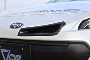 BRZ | フロントバンパー / エアダクト【ガレージベリー】BRZ ZC6 ZC6 インテークダクト + 導入ダクト FRP製