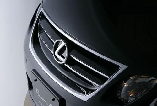 LEXUS GS S190 | フロントグリル【プルシャンブルー】LEXUS GS 300/350/430 前期 FRONT GRILL 未塗装品