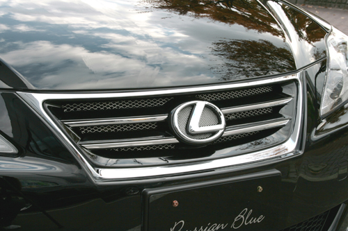 LEXUS IS GSE2# | フロントグリル【プルシャンブルー】LEXUS IS IS250/350(GSE20/GSE21)前期 FRONT GRILL