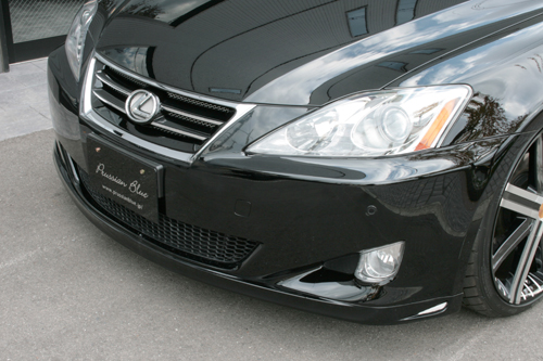 LEXUS IS 20 | フロントハーフ【プルシャンブルー】LEXUS IS IS250/350(GSE20/GSE21)前期 FRONT HALF SPOILER