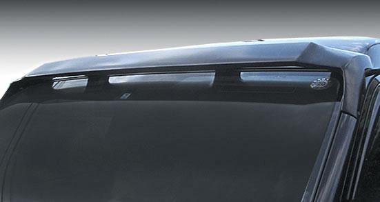 200 ハイエース ワイド | ルーフスポイラー / ハッチスポイラー【ガレージベリー】ハイエース 200系 ワイドボディ トップスポイラー ミドルルーフ車専用 FRP製