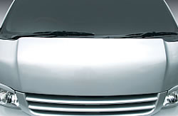 HIACE ボンネットフード GARAGE VARY 200 ハイエース ワイド ガレージベリー カーボン製 クリアランスsale!期間限定! 待望 タイプ2 ボンネット 200系 ワイドボディ