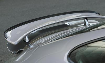 PORSCHE 996 | ガーニーフラップ【グループエム】996 TURBO & 4S ガーニーフラップ カーボン