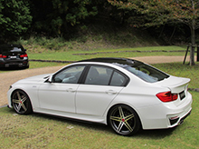 BMW 3 Series F30/F31/F34   ルーフパネル【BEAM】BMW 3シリーズ F30 カーボンルーフ