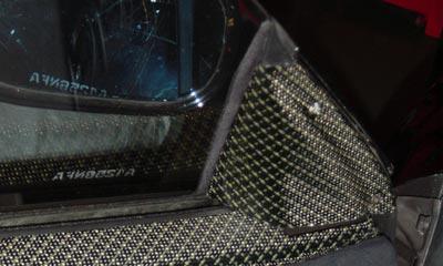 Ferrari F355 | 内装パーツ / その他【グループエム】F355 ドアミラーコーナーパネル(L&R) カーボン