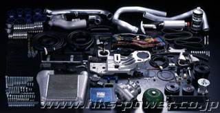V35 スカイラインクーペ | スーパーチャージャー / キット【エッチケーエス】スカイラインクーペ UA-CPV35 GTスーパーチャージャー コンプリートキット