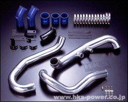 R33 GT-R | インタークーラー / パイピング【エッチケーエス】スカイラインGT-R BCNR33 パイピングキット IC