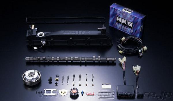 R32 GT-R | カムシャフト【エッチケーエス】スカイラインGT-R BNR32 V CAM SYSTEM STEP1 typeA