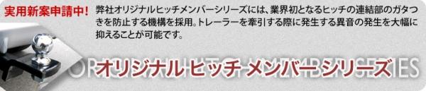 レクサス NX | その他 外装品【ビバリーオート】LEXUS NX 200t/300h ヒッチメンバー《 Ver.α 》