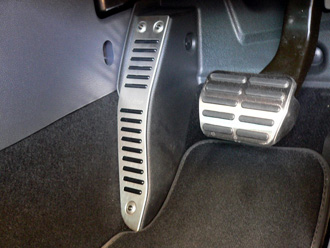 VW EOS 1F | フットレスト【ハルトデザイン】VW Eos OSIR フットレストカバー RHD 右ハンドル用