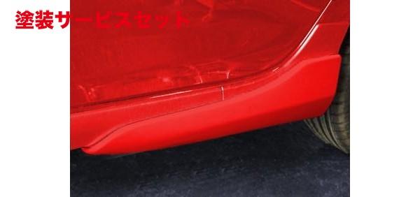 ★色番号塗装発送VW GOLF V | サイドステップ【ハルトデザイン】GOLF5 Ver.1 サイドディフューザー カーボン