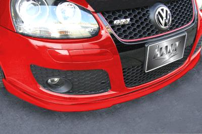 VW GOLF V | フロントハーフ【ハルトデザイン】GOLF5 Ver.1 フロントスポイラー カーボン