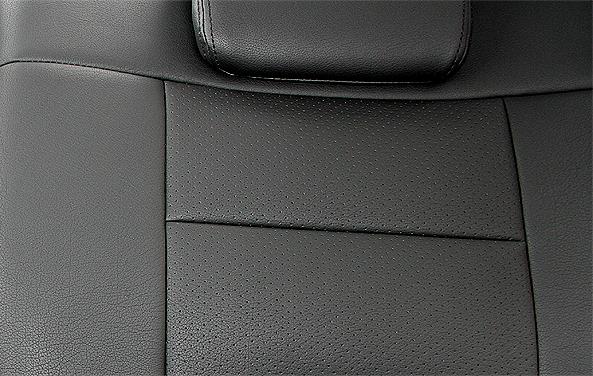 カムリ XV70系   シートカバー【オートウェア】カムリ 70系 シートカバー モダン カラー:ブラック