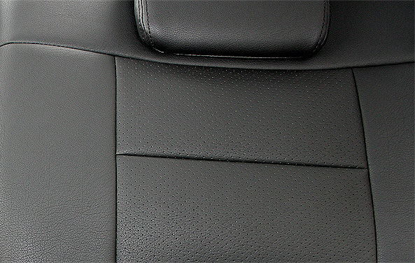 C-HR | シートカバー【オートウェア】CHR ハイブリット ZYX10系 シートカバー モダン カラー:ブラック + 青色
