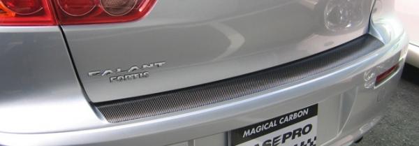 ステッカー【ハセプロ】マジカルカーボンシート 三菱 ギャランフォルティス リアハッチゲート