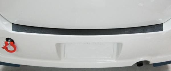 【ハセプロ】マジカルカーボンシート ダイハツ ブーンM300S系(2004.6~2010.1) カーゴステップガード シルバー