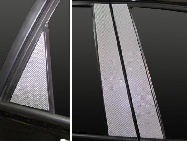 ステッカー【ハセプロ】マジカルカーボンシート ボルボ V50 MB52・42(2004.5~) シルバー