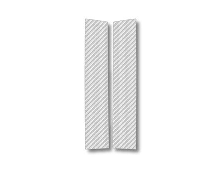 ステッカー【ハセプロ】マジカルカーボンシート フォルクスワーゲン ニュービートル 9C(1999.9~2010.11) 1P×左右 シルバー