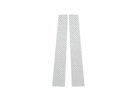 ステッカー【ハセプロ】マジカルカーボンシート フェアレディZ2by2 銀
