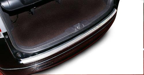 【ハセプロ】マジカルカーボンシート ホンダ ステップワゴンRG1~4(2005.5~2009.10) カーゴステップガード 黒