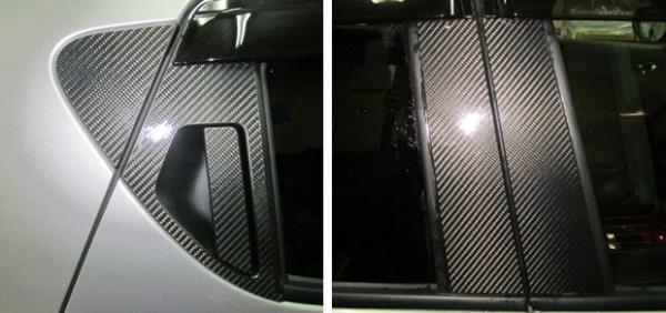 【ハセプロ】マジカルカーボンシート ニッサン ジューク F15(2010.6~) フルセット ブラック