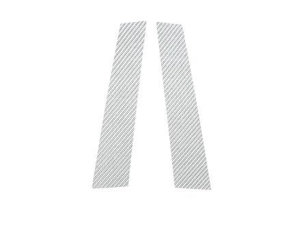 ステッカー【ハセプロ】マジカルカーボンシート ニッサン スカイラインR33 BCNR/ECR/HR系(1993.8~1997.2) 銀