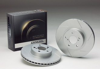 GC インプレッサ | ブレーキローター / フロント【ディクセル】インプレッサ WRX GC8 C型 (RA含む) ディスクローター フロント 94/9~96/8 SDT Type 【スリット 12本】