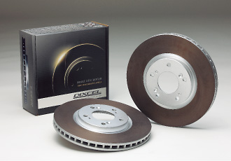CR30/40 エスティマ | ブレーキローター / フロント【ディクセル】エスティマ ACR30/40W MCR30/40W ディスクローター フロント 前期(9/10~02/11) HD Type
