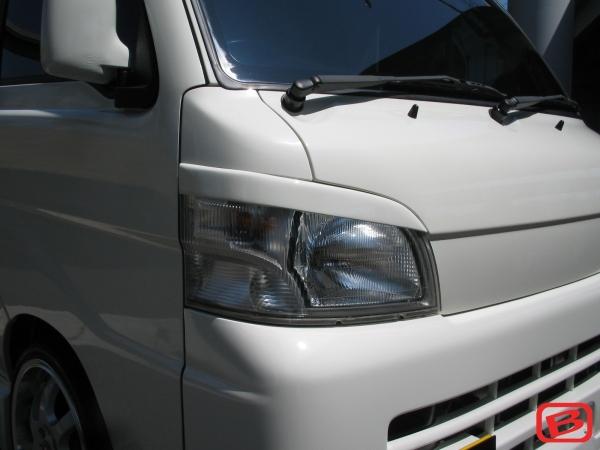 S201/211 ハイゼットトラック | アイライン【ブラックス】ハイゼットトラック S201/211P 後期 SP アイライン