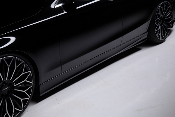 BENZ C W205/S205/C205/A205 | サイドステップ【ヴァルド】Mercedes Benz W205 C-Class Executive Line サイドステップ