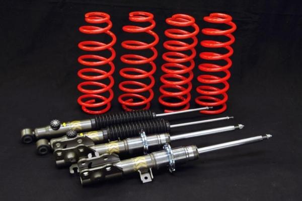 【ジャオス】BATTLEZ×SUS typeTi/VFCAセット 25 CX-5 BATTLEZ Ti/VFCA SET CX-5 4WD 年式:12.02- 適応:4WD