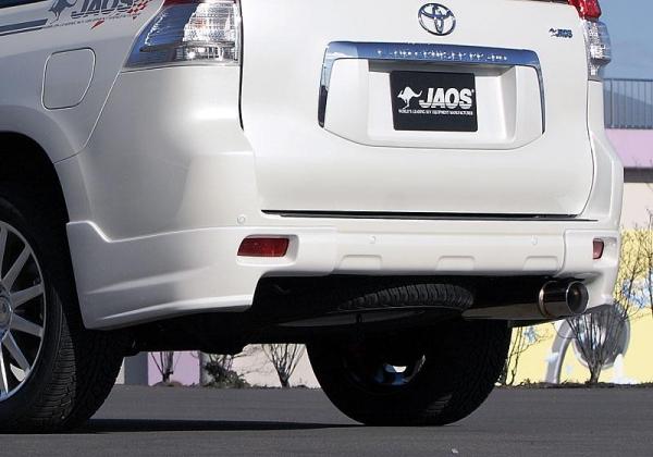【ジャオス】JAOS リヤスパッツ プラド 150系 年式:09.09- 適応:全車