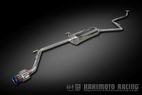 【★送料無料】 N-VAN | エキゾーストキット / 排気セット【カキモト 柿本改】N-VAN JJ1 ターボ車 GT box 06&S マフラー