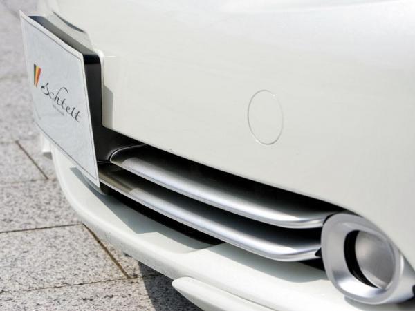 ACR50/55 GSR50/55   ナンバーベース【シュテルトジャパン】エスティマ ACR50 ナンバーフレームエクステンション メーカー塗装済 スタイリングパッケージ用 カラー:ホワイトパールクリスタルシャイン (070)
