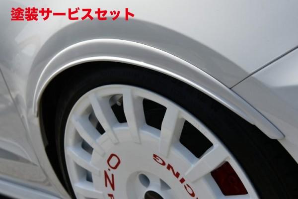 ★色番号塗装発送Audi S1 8X | オーバーフェンダー / トリム【ガレージベリー】S1ローダウンフェンダートリム