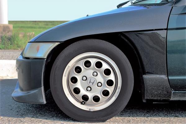 ビート | フロントフェンダー / (交換タイプ)【ガレージベリー】ビート PP1 フロントフェンダー カーボン製