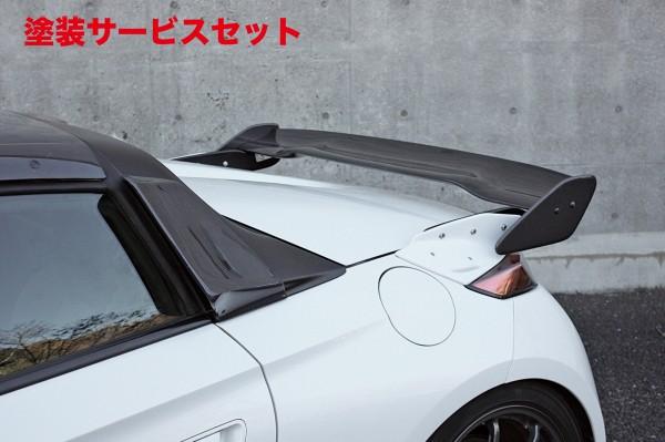 ★色番号塗装発送S660 | GT-WING【ガレージベリー】S660 JW5 GTウイング ロータイプ