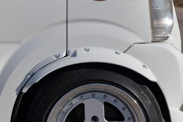 DA/DB63T キャリイ | オーバーフェンダー / トリム【ガレージベリー】キャリイ DA63T オーバーフェンダー