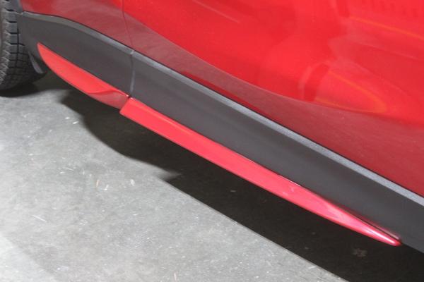 CX-5 | サイドダクト |/サイドパネル CX-5 KE【ガレージベリー】CX-5 KE サイドガーニッシュ, ママのガレージセール:30c08909 --- rods.org.uk
