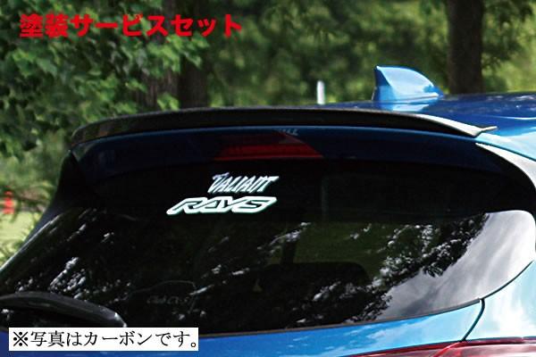 ★色番号塗装発送CX-5 | ルーフスポイラー / ハッチスポイラー【ガレージベリー】CX-5 KE リアルーフスポイラー