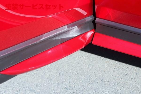 ★色番号塗装発送CX-5 KF系 | サイドダクト/サイドパネル【ガレージベリー】CX-5 KF サイドガーニッシュ