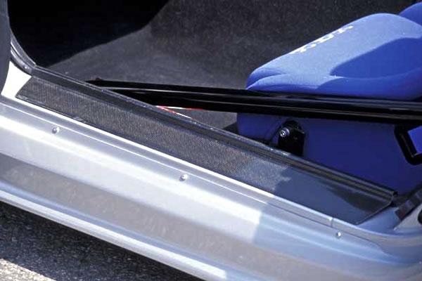 送料無料限定セール中 NB ROADSTAR スカッフプレート 買取 GARAGE VARY ガレージベリー 後期 スカッフプレート左右 ロードスター