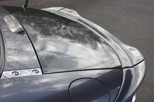 NC ロードスター | トランクスポイラー / リアリップスポイラー【ガレージベリー】ロードスター NC1 トランクスポイラー T-N
