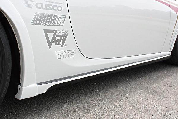 BRZ | サイドステップ【ガレージベリー】BRZ ZC6 サイドステップ