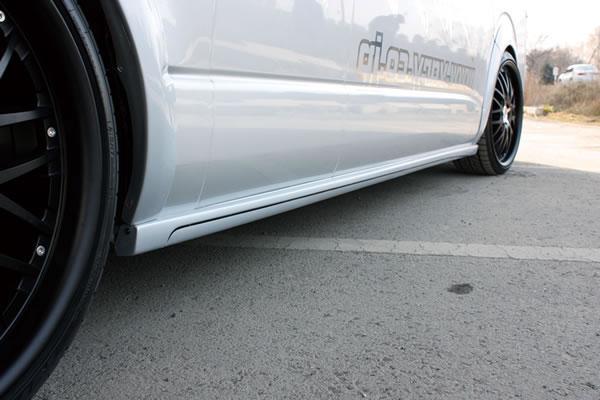 200 ハイエース 標準ボディ   サイドダクト/サイドパネル【ガレージベリー】ハイエース 200系 3型 ワイドボディ サイドプロテクター(ロング用)